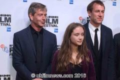 Ben Mendelsohn,Ruby Stokes & Tobias Menzies